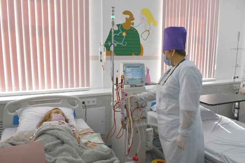Гемодиализный центр открылся в райцентре в Карагандинской области