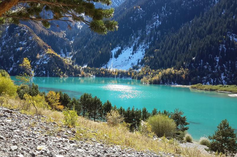 Концепцию развития экотуризма презентовали в национальном парке «Кольсайские озера»