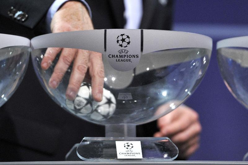 UEFA Чемпиондар лигасы топтық кезеңінің жеребесі тартылады