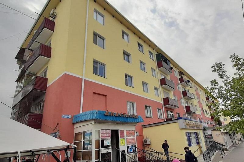 Более 100 многоэтажных жилых домов отремонтировано в Кентау