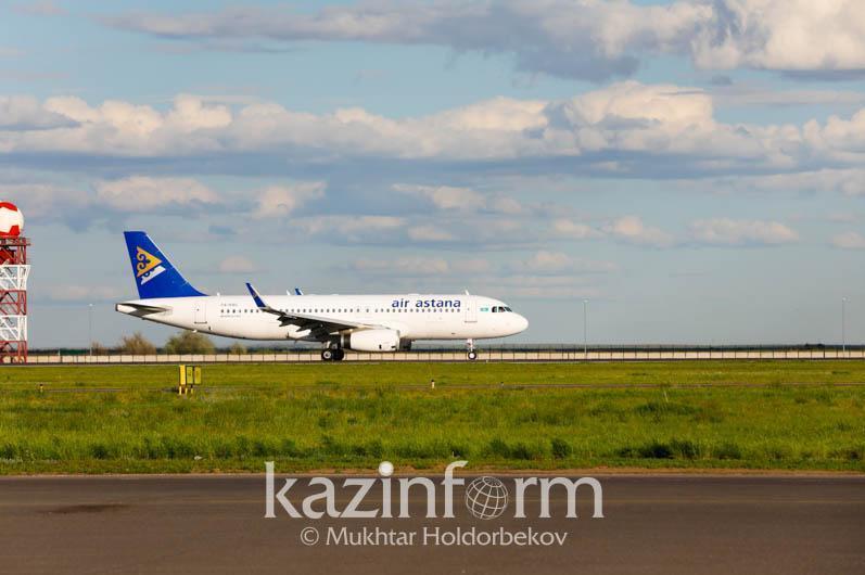哈萨克斯坦将减少或暂停已恢复运营的国际航班