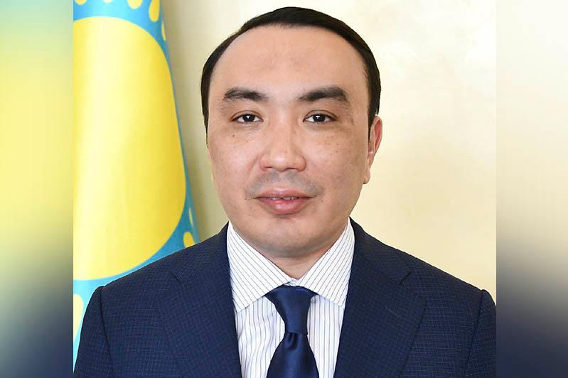 哈萨克斯坦驻卡塔尔大使改任外交部投资委员会主席