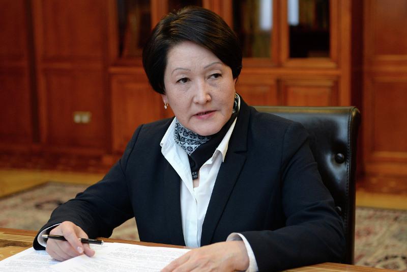 Как проходит подготовка к выборам в Жогорку Кенеш в условиях пандемии, рассказала глава ЦИК Кыргызстана