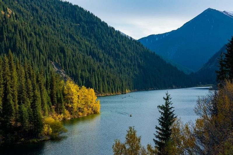 Нацпарк «Кольсайские озера» могут внести во Всемирную сеть биосферных резерватов ЮНЕСКО