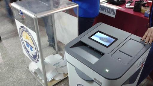 В Кыргызстане проходят выборы депутатов Жогорку Кенеша