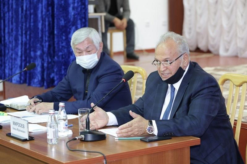 Каждый казахстанец должен знать и уважать государственный язык –  Князь Мирзоев
