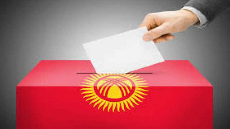 В Кыргызстане завершилось голосование на парламентских выборах