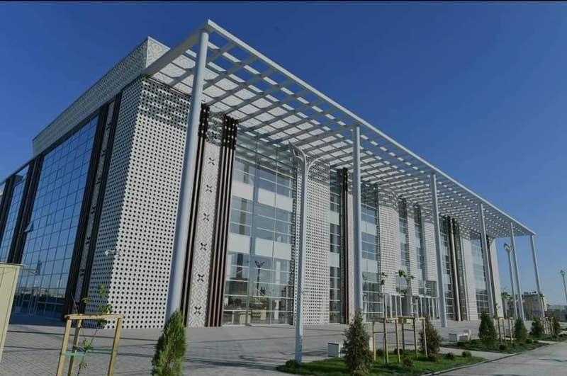 突厥斯坦市正在建设当中的一系列新设施将于今年交付使用