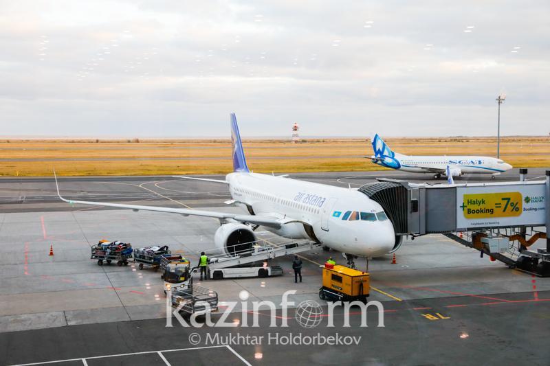 Усиление мер для прибывающих в Казахстан: как в столичном аэропорту будут принимать пассажиров