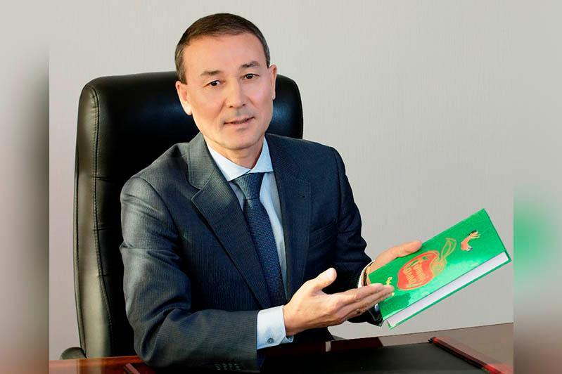 Азат Шауеев:Учить казахский легко
