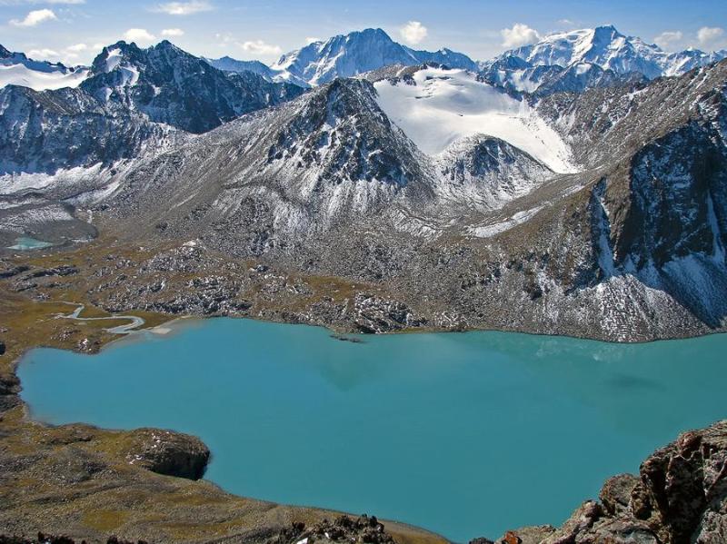 哈萨克斯坦著名景点介绍:阿拉湖