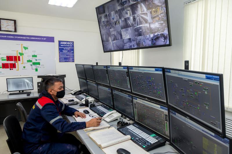 Завод минеральных удобрений «Казфосфат» увеличил объемы экспорта