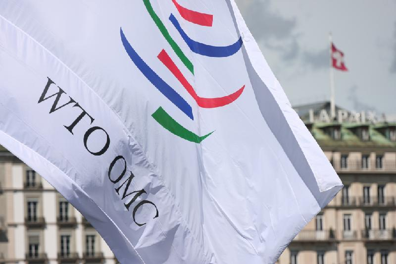 世贸组织:2021年世界贸易量将下降9.2%