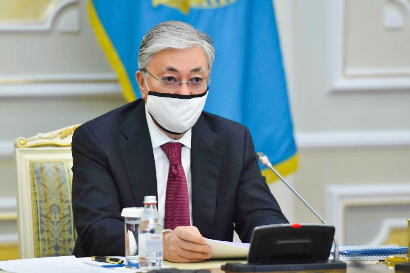 Выступление Касым-Жомарта Токаева на совещании по подготовке ко второй волне пандемии коронавируса