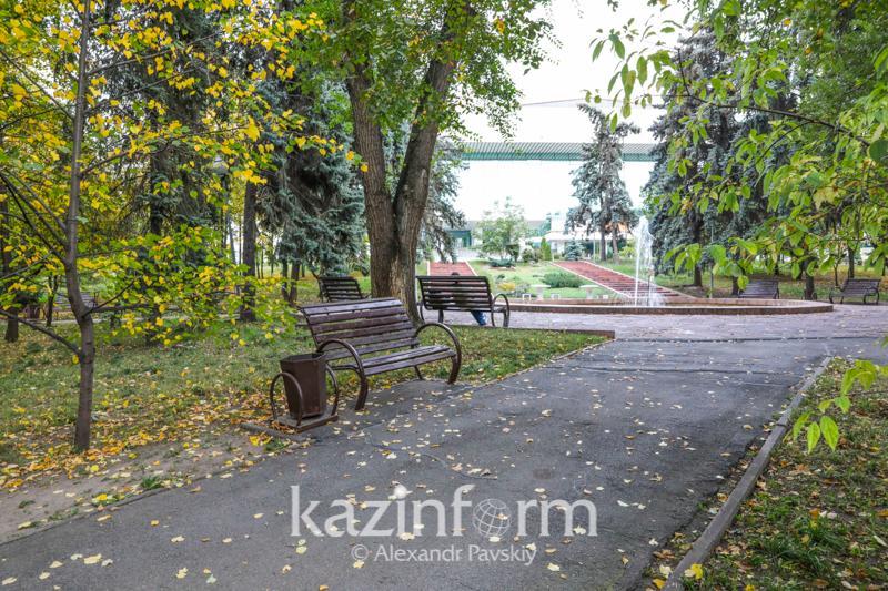 Два парка и 20 скверов благоустраивают в Алматы