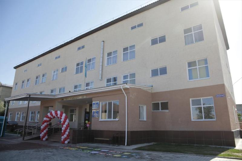 New building of rehabilitation centre for disabled children unveils in Taraz