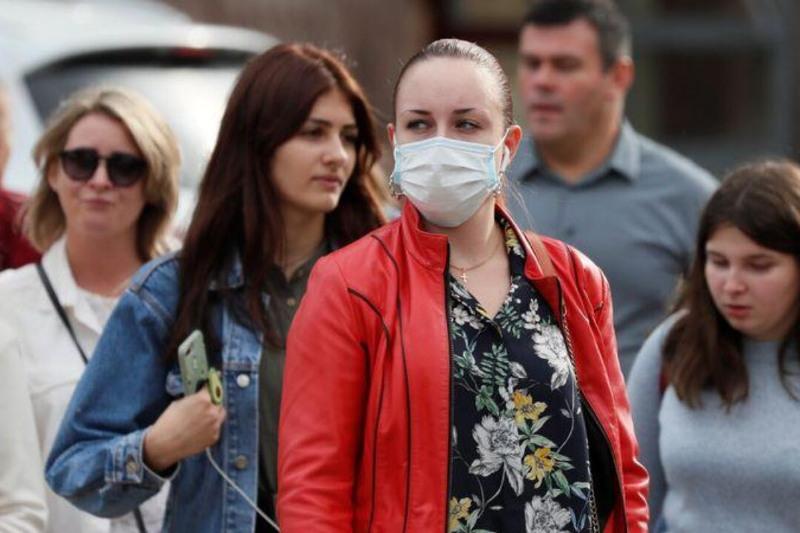 Украинада коронавирус өршіді, Франция мен Британияда «қызыл аймақтар» пайда болды
