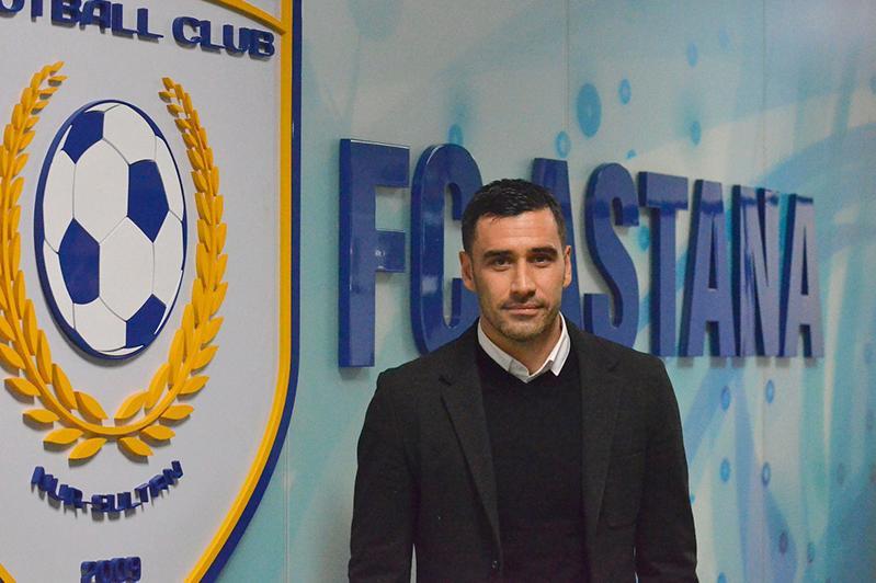 Давид Лория стал исполнительным директором футбольного клуба «Астана»