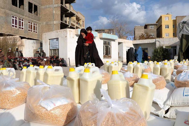 Нобелевская премия мира присуждена Всемирной продовольственной программе ООН