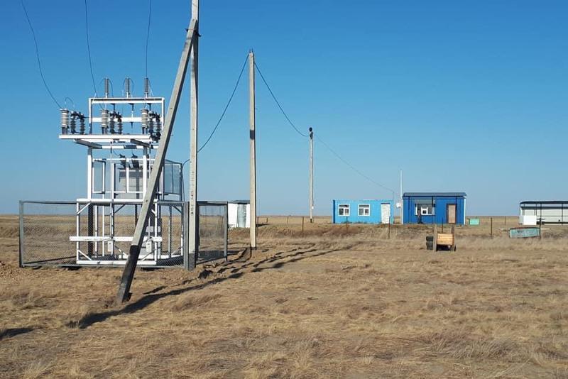 Голубое топливо пришло в дома 97,1% населения района Байтерек ЗКО