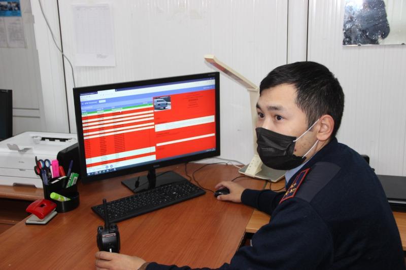 Системы выявления нарушений на дорогах модернизировали в Актобе