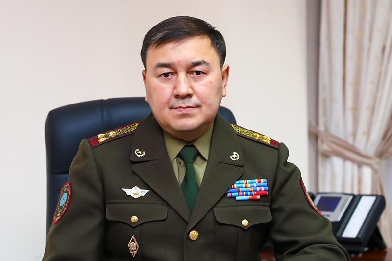 Марат Кульдиков назначен вице-министром по чрезвычайным ситуациям РК