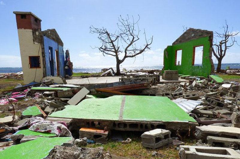 ООН: Несмотря на природные бедствия, страны продолжают заниматься саморазрушением