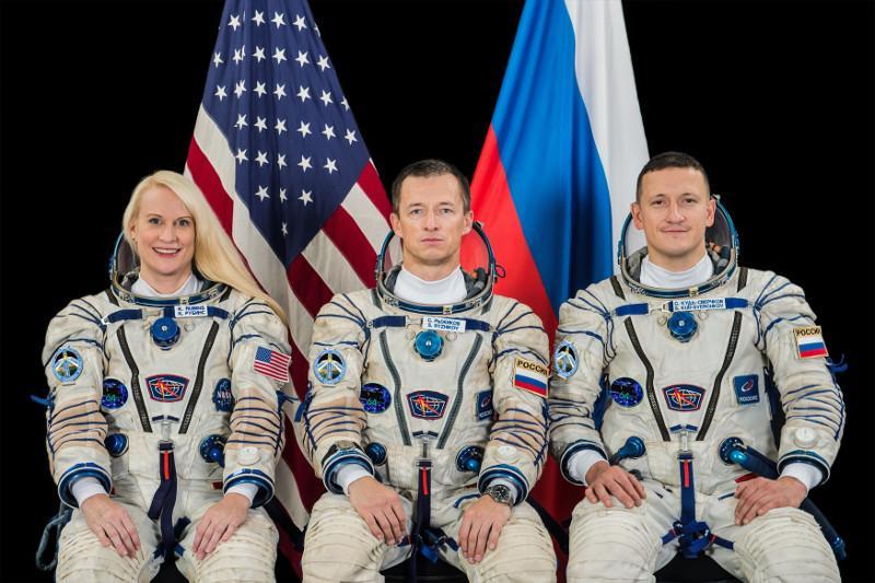 С космодрома Байконур успешно стартовал пилотируемый корабль «Союз МС - 17»