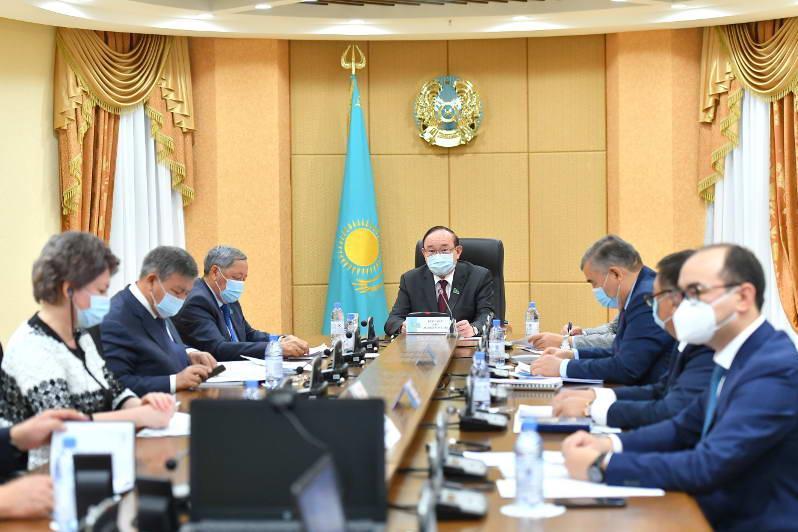 Дальнейшее развитие АПК обсудили депутаты Сената