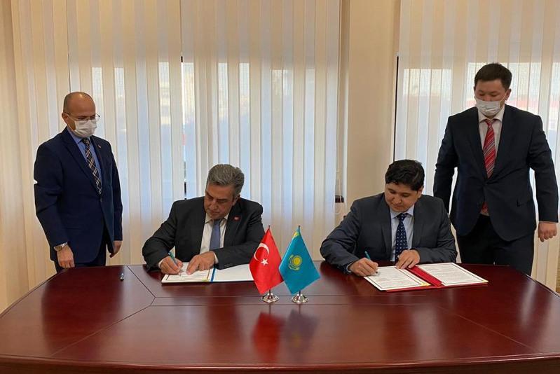 Казахстан и Турция планируют сотрудничество в космической сфере
