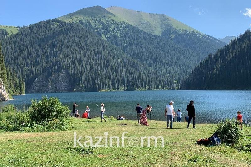 Этноаулы и визит-центры появятся у Кольсайских озер