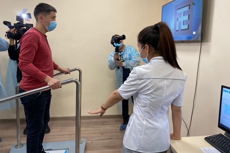 Центр медицинской реабилитации открылся в Семее
