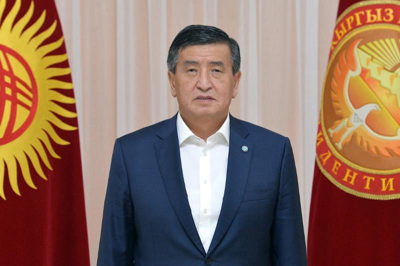 Қырғызстан президенті отставкаға кету жөнінде шешім қабылдады