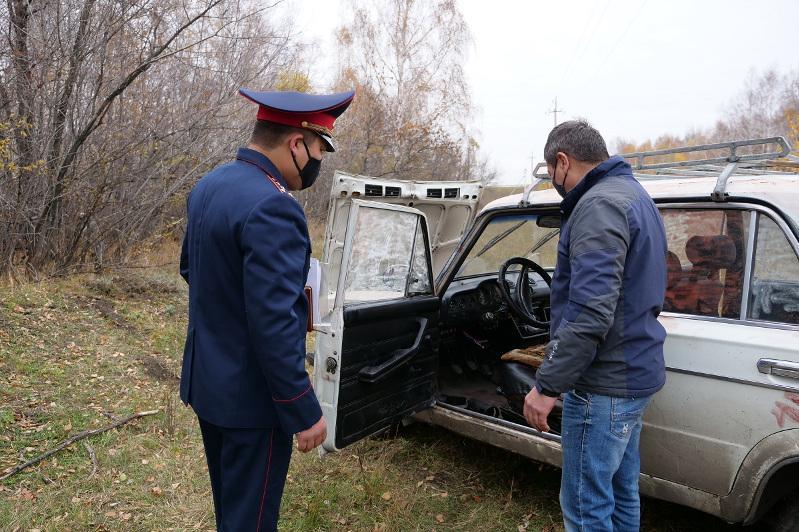 Две машины за ночь угнал житель Петропавловска