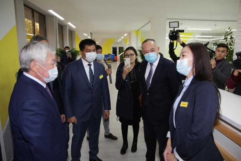 Центр «Правительство для бизнеса» открыли в Таразе