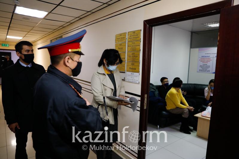 Астаналықтар карантин талаптарын қалай бұзады