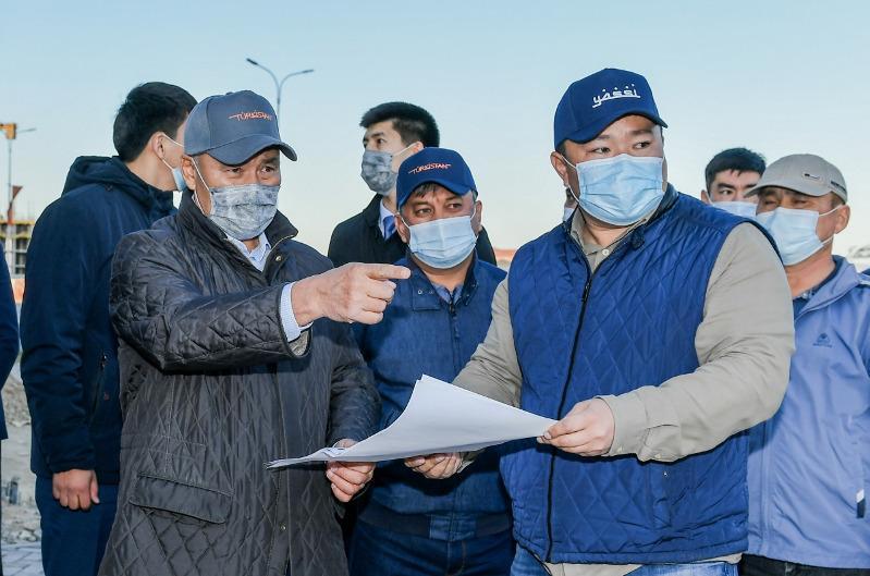 Спрос на недвижимость растет в Туркестане