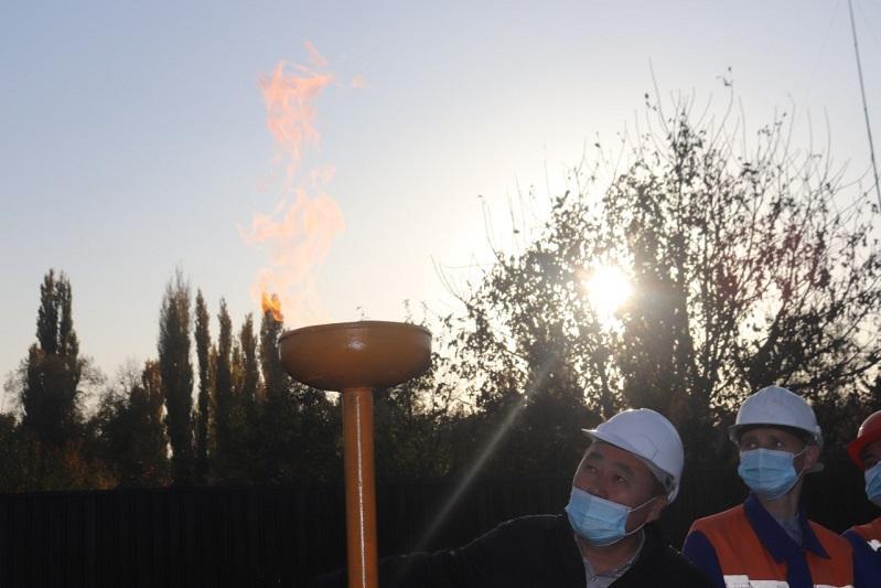 Кто не топил печку, тот нас не поймет – в дома сельчан Кордайского района пришел газ