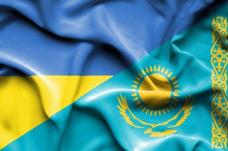 哈萨克斯坦和乌克兰投资论坛在基辅举行