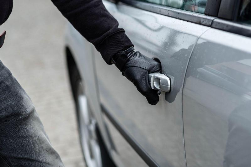 Житель Кокшетау угнал «на заказ» автомашину в столице