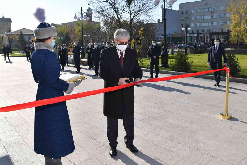 President posts video of his working trip to Semey