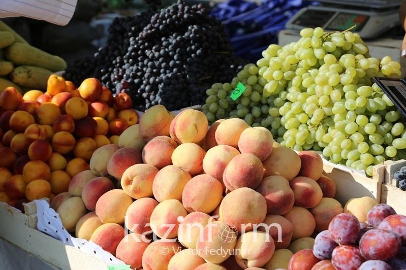 Свыше 360 тонн продукции привезут жамбылские фермеры на ярмарку в Алматы