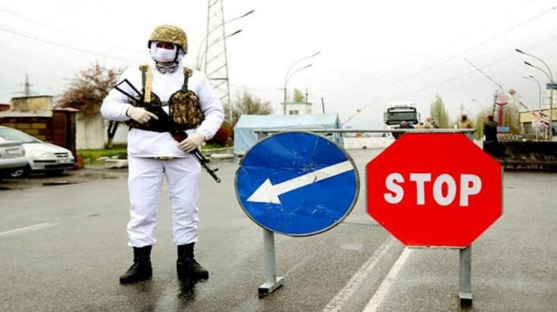 吉尔吉斯最高议会宣布解除首都紧急状态