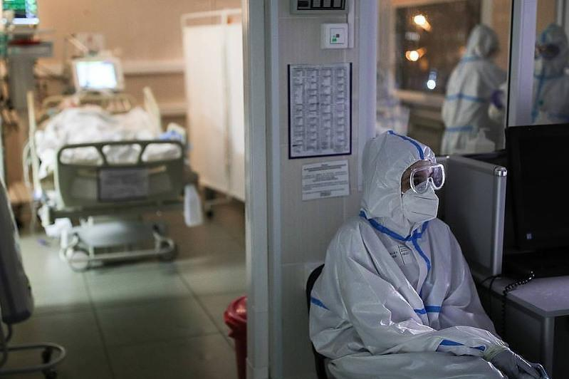 Some 182,000 hospital beds organized in Russia for COVID patients — health minister