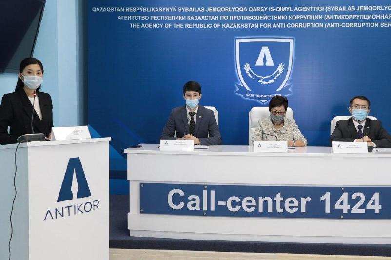 О вовлеченности граждан в деятельность Антикоррупционной службы рассказали в Агентстве