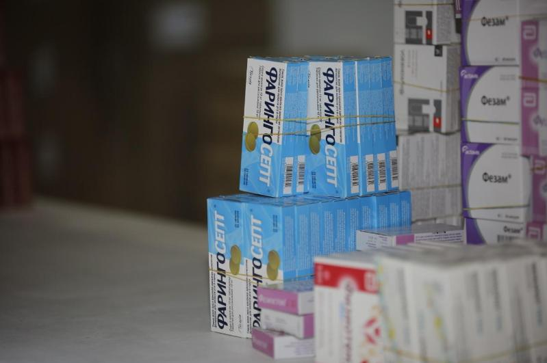 Atyrau rgn stockpiled pharmaceuticals for COVID-19 treatment sufficient for 3 mths
