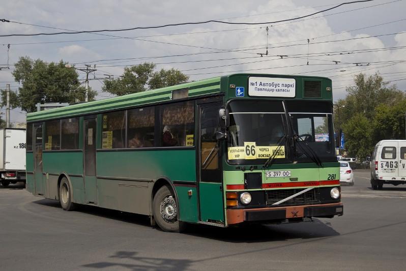 Карантинные меры усиливаютв Павлодарской области: общественный транспорт не будет работать в воскресенье