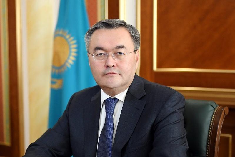 Глава МИД Казахстана прокомментировал ситуацию в Кыргызстане