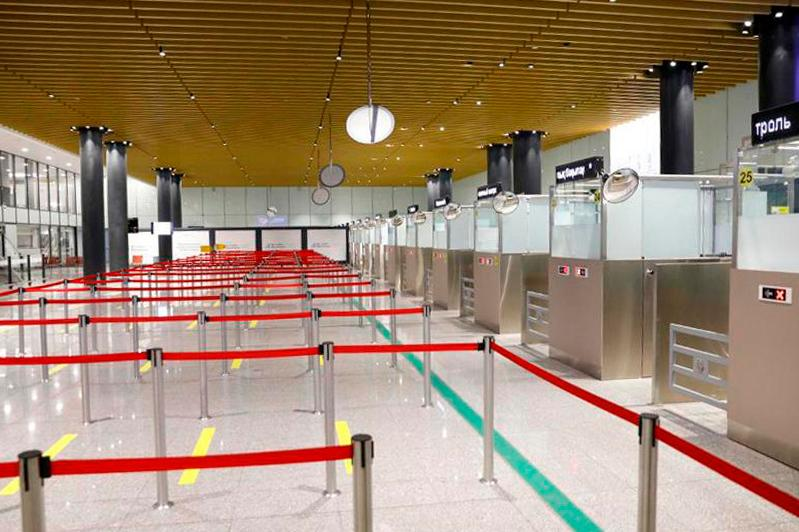 Не сокращать международные авиарейсы просят Правительство РК