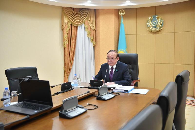 Сенаторлар ҰҚШҰ ПА комиссияларының жұмысына қатысты